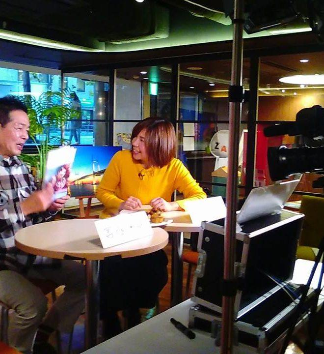 テレビ出演 スタジオ