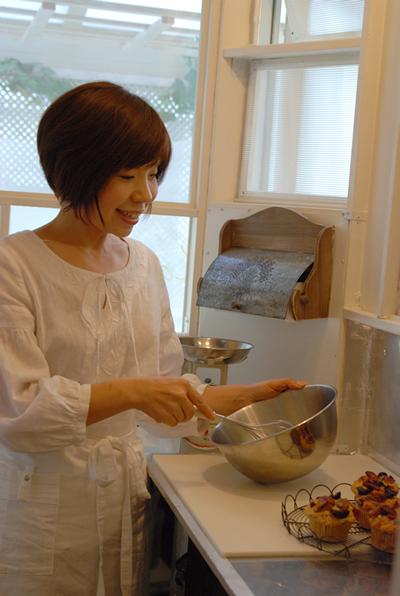 腸活料理研究家/CafeRico代表。重野 佐和子 Sawako SHIGENO プロフィール